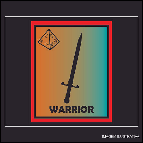 Placa Warrior 2