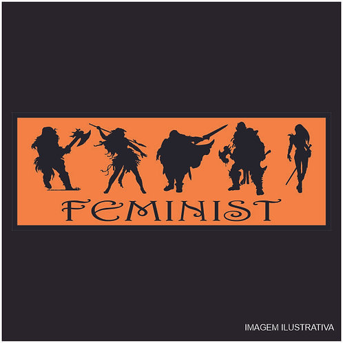 Placa Feminist