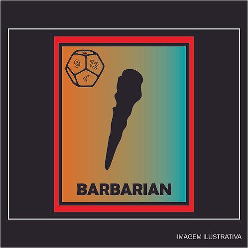 Placa Barbarian