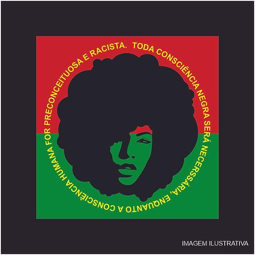 Placa Consciência Negra