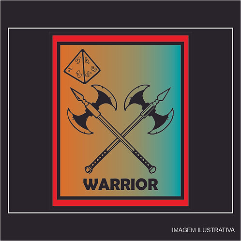 Placa Warrior 1