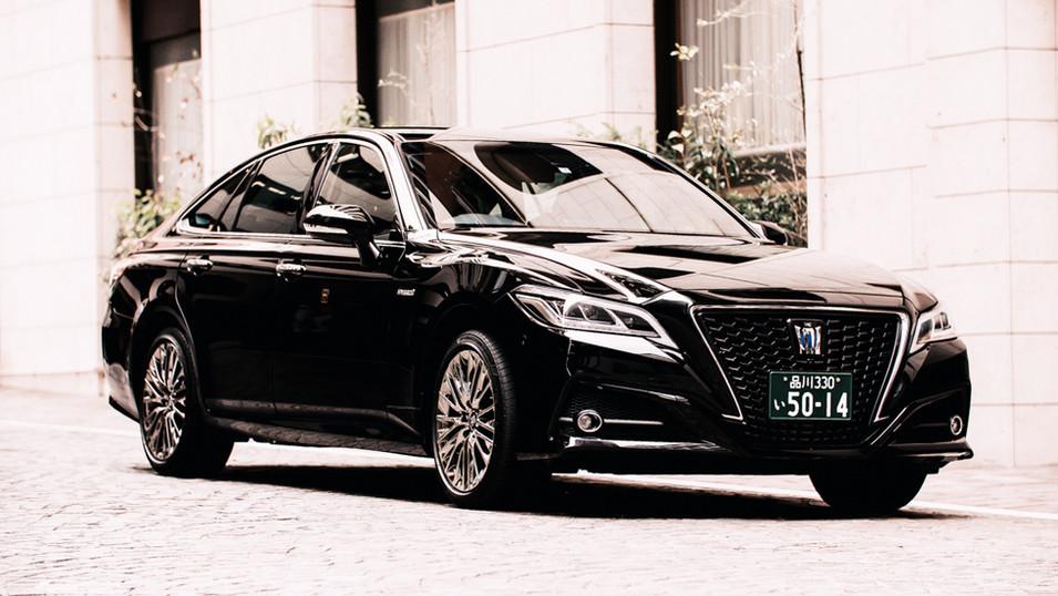 トヨタ クラウン Hybrid