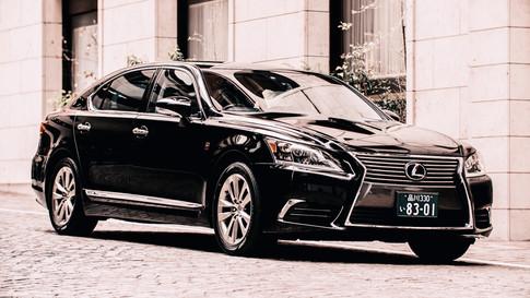 Lexus 600hL