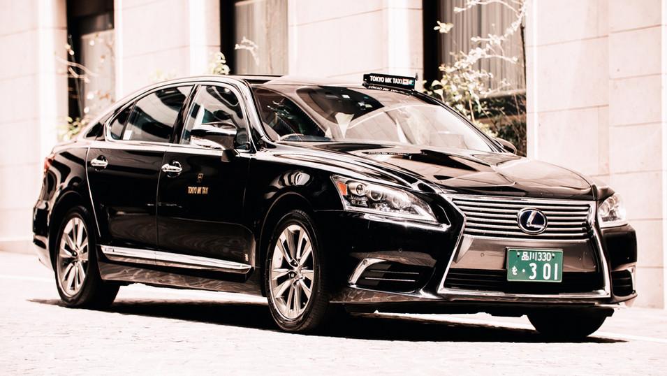 レクサス LS600L Hybrid