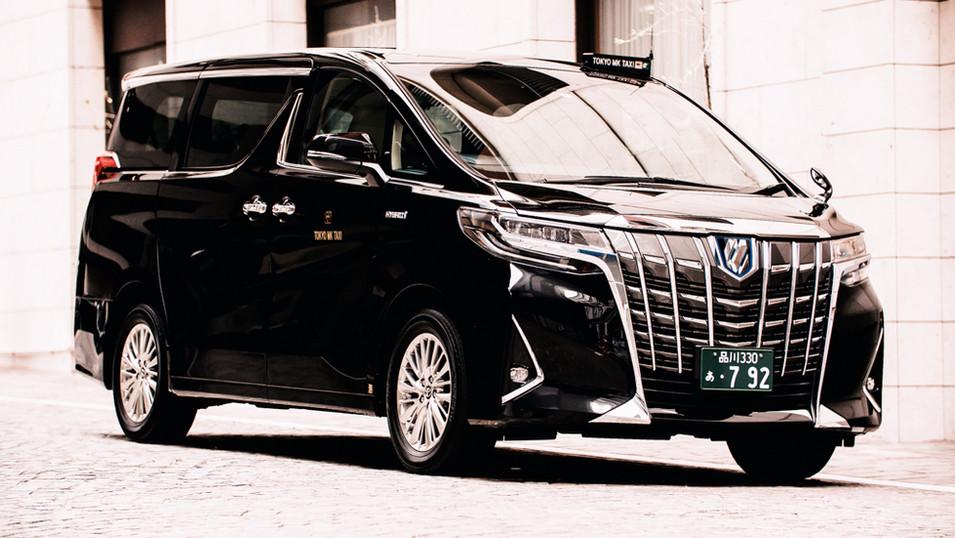 トヨタ NEW Alphard