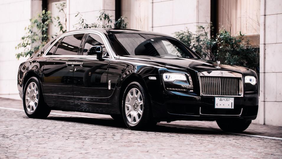 Rolls-Royce Ghost Series II EWB