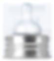 Non Plastic Stainless Steel Baby Bottle
