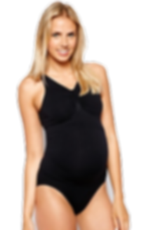 Asos Launch Carriwell Maternity Swimsuit