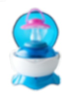 Pipila UV Pacifier Steriliser, No Chemicals or Spills. Portable Battery Opperated