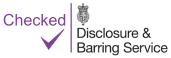 Disclosure and Barring Service DBS Checked