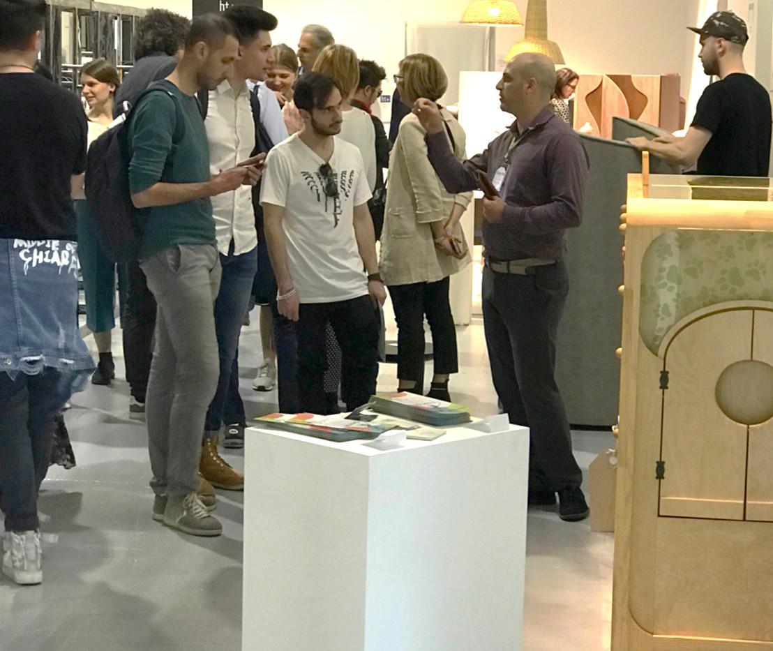 I LOVE CLOSET, Superdesign show, Good Design Chicago award winning project, Marco Guariglia Design,