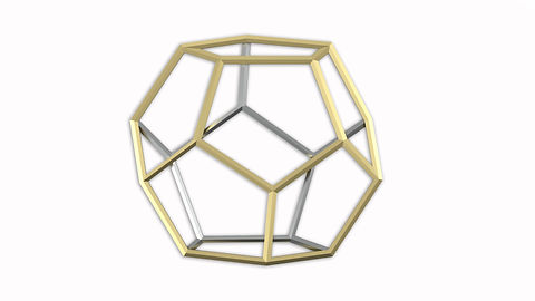 This is a trivet designed by Italian designer Marco Guariglia. It fools your eye by using 3D cutting line makes the trivet looks like a dodecahedron.  十二面體隔熱墊 設計師用