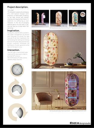 LA LUNA, Marco Guariglia Design, Size M design studio.