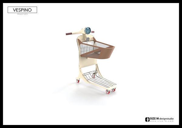 VESPINO, Marco Guariglia Design, Size M design studio.