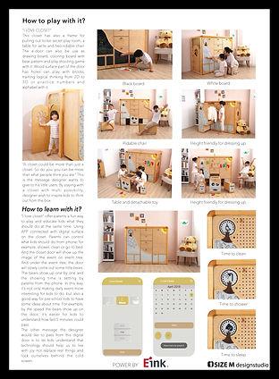 I LOVE CLOSET, GOOD DESIGN CHICAGO award winning project, Marco Guariglia Design, Size M design studio.