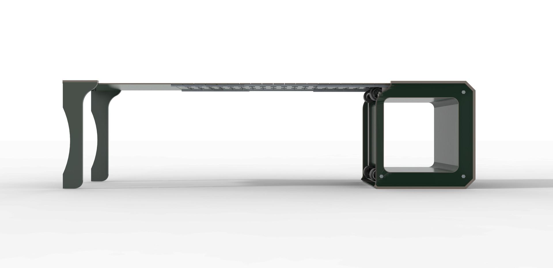 RULLINO, Marco Guariglia Design, Size M design studio.