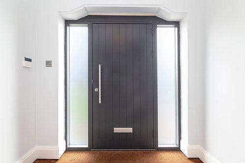 Modern Style Door (double/triple/passive)