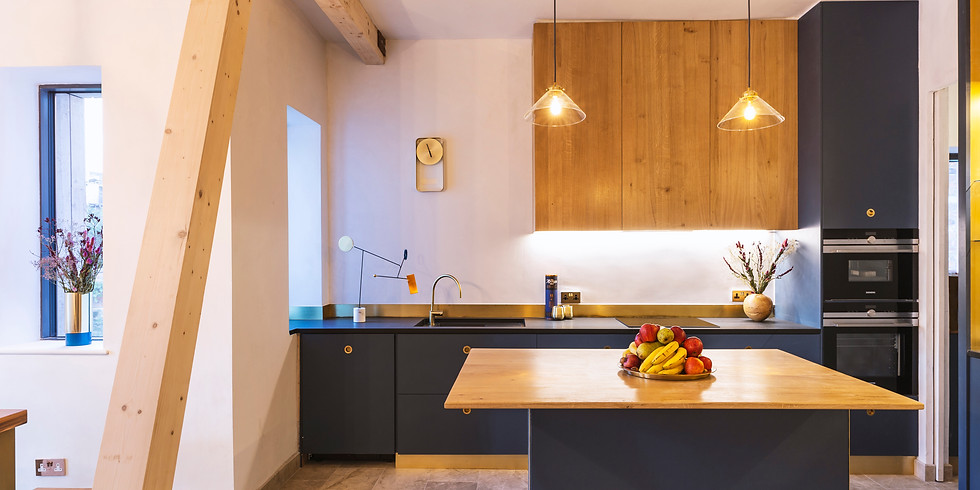 Architectural CPD: Technical tour of Europe's first EnerPHit Plus Retrofit home