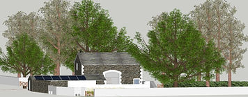 Off-grid Passivhaus Barn Conversion
