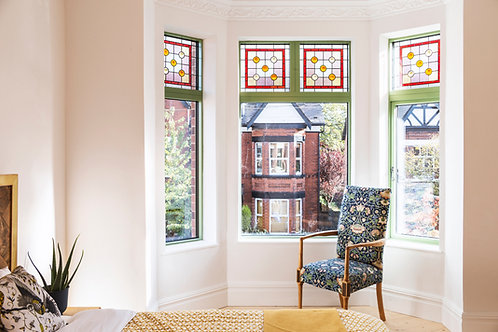 SW14 Passive House Window (triple glazed)