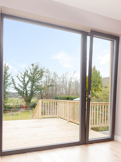 Tilt & Turn Window Door (double/triple glazed)