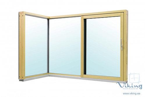Panorama Sliding Door (triple glazed)
