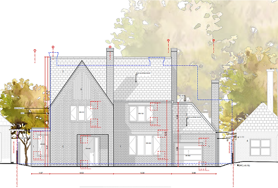Passivhaus Detached New Build
