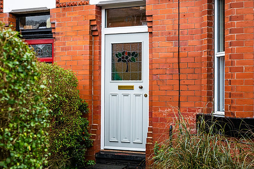 Traditional Moulded Door (double/triple/passive)