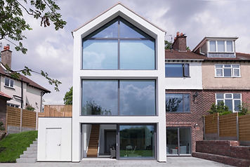 Low Energy Modern Extension