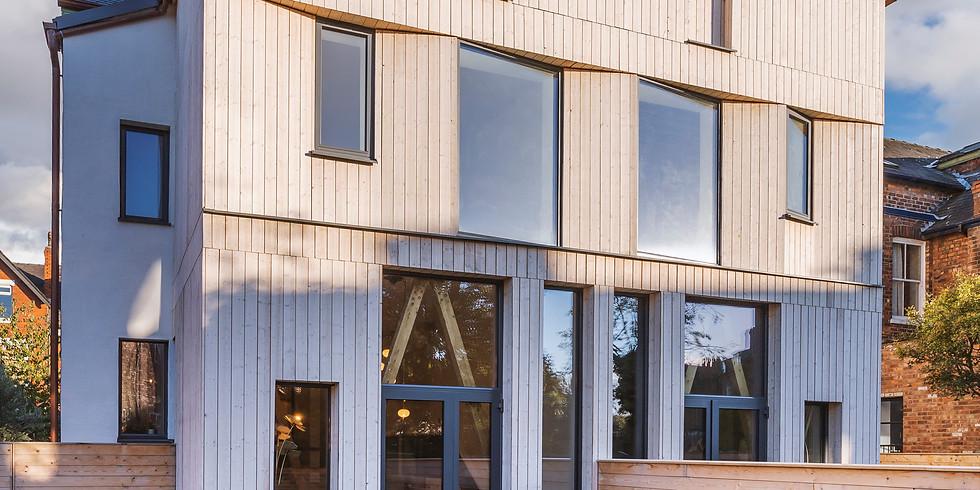 Passivhaus Open Days 2: Zetland Passive House Tour