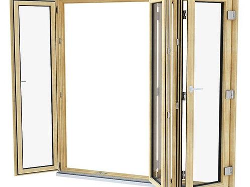 Bifold Doors (double/triple glazed)
