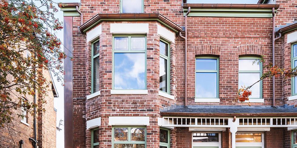 Passivhaus Open Days 1: Zetland Passive House Tour