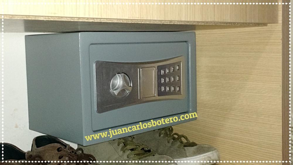 Caja Fuerte Anclada y Asegurada para Mayor Seguridad