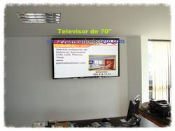 Televisor 70 Pulgadas
