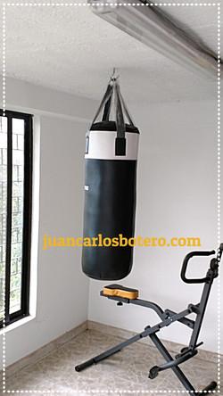 Bolsa practica de boxeo