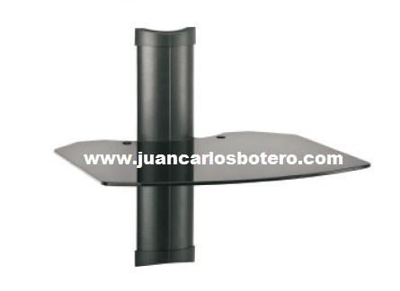 Soporte Vidrio y Aluminio X