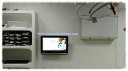 Monitor en Sala de Cirugía.