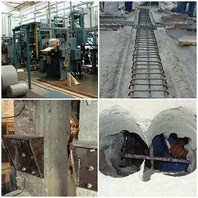 Perforaciones,anclajes,anclaje hormigón,perforación en concreto,hilti,montaje industrial,fijación industrial