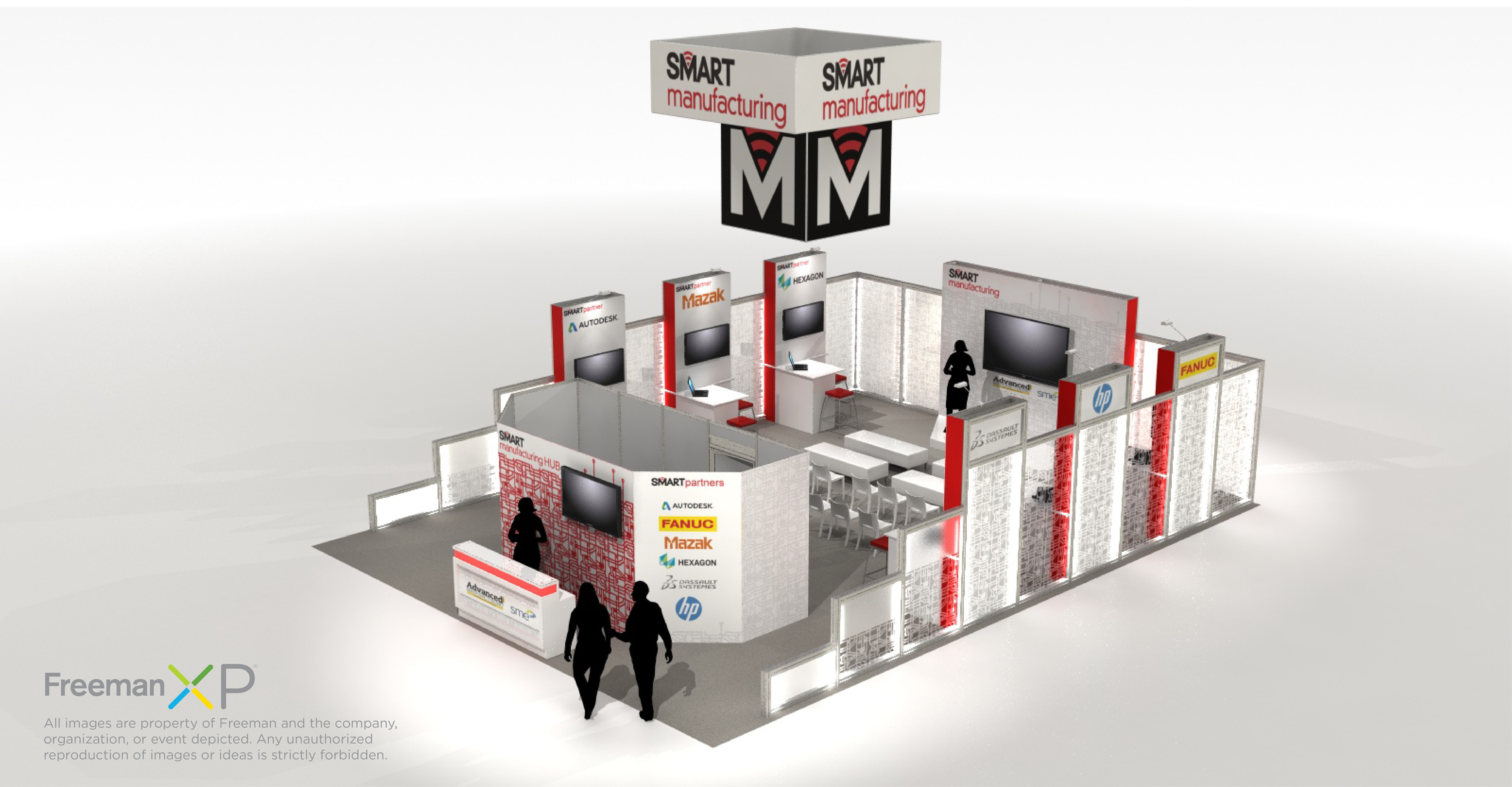 Smart Manufacturing Booth