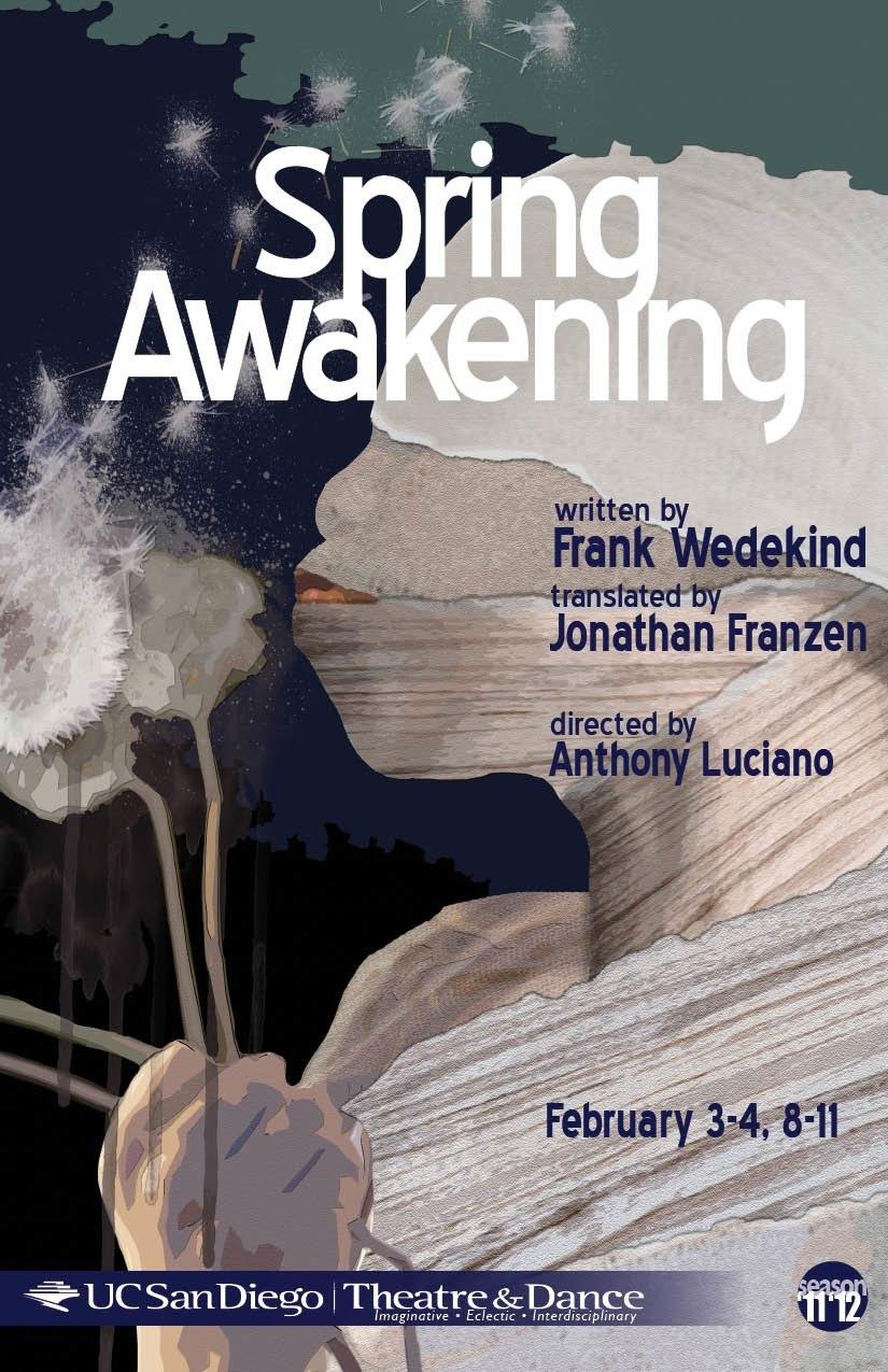 Spring Awakening - Theatre Poster