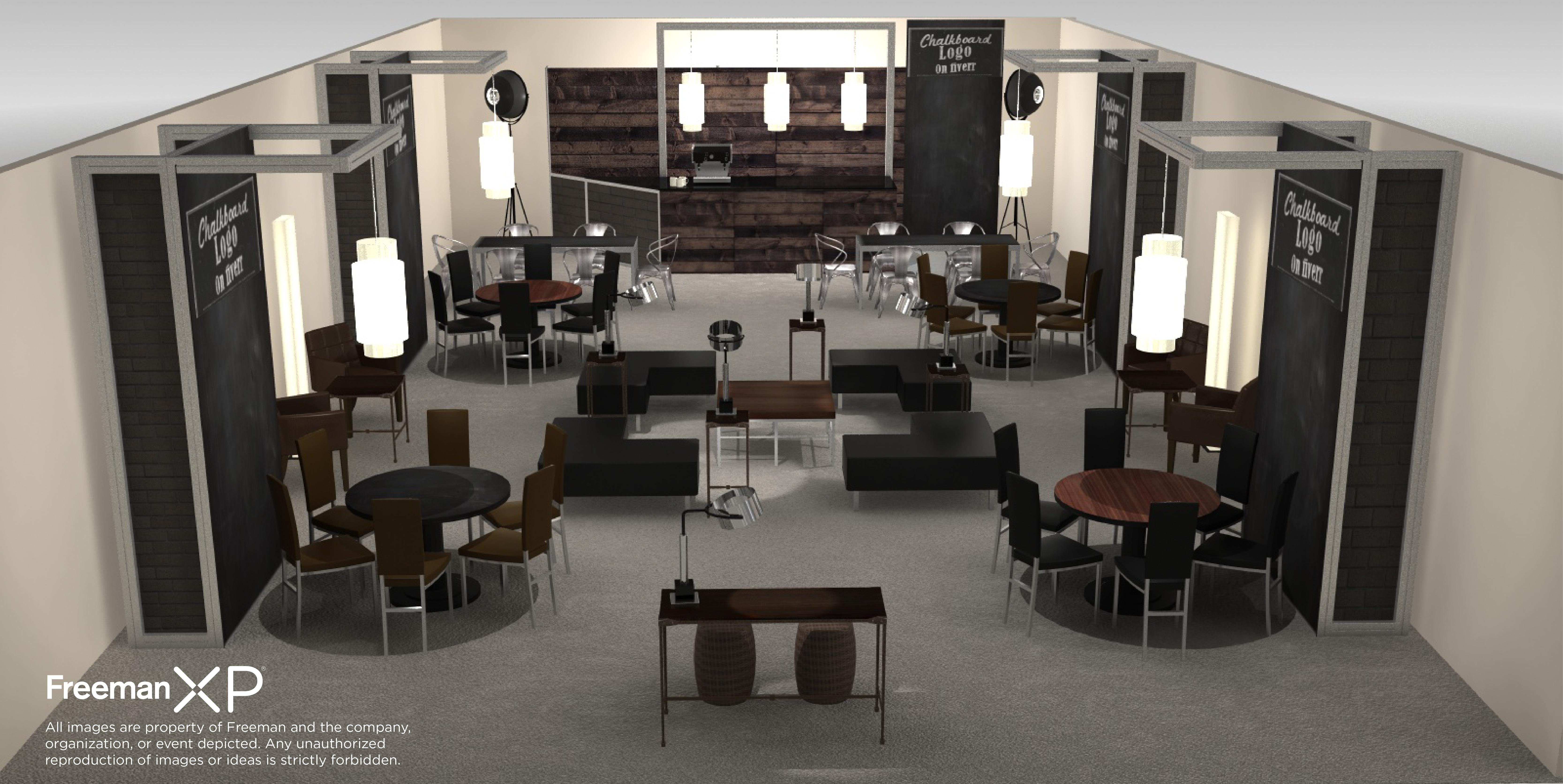 Trade Show Cafe