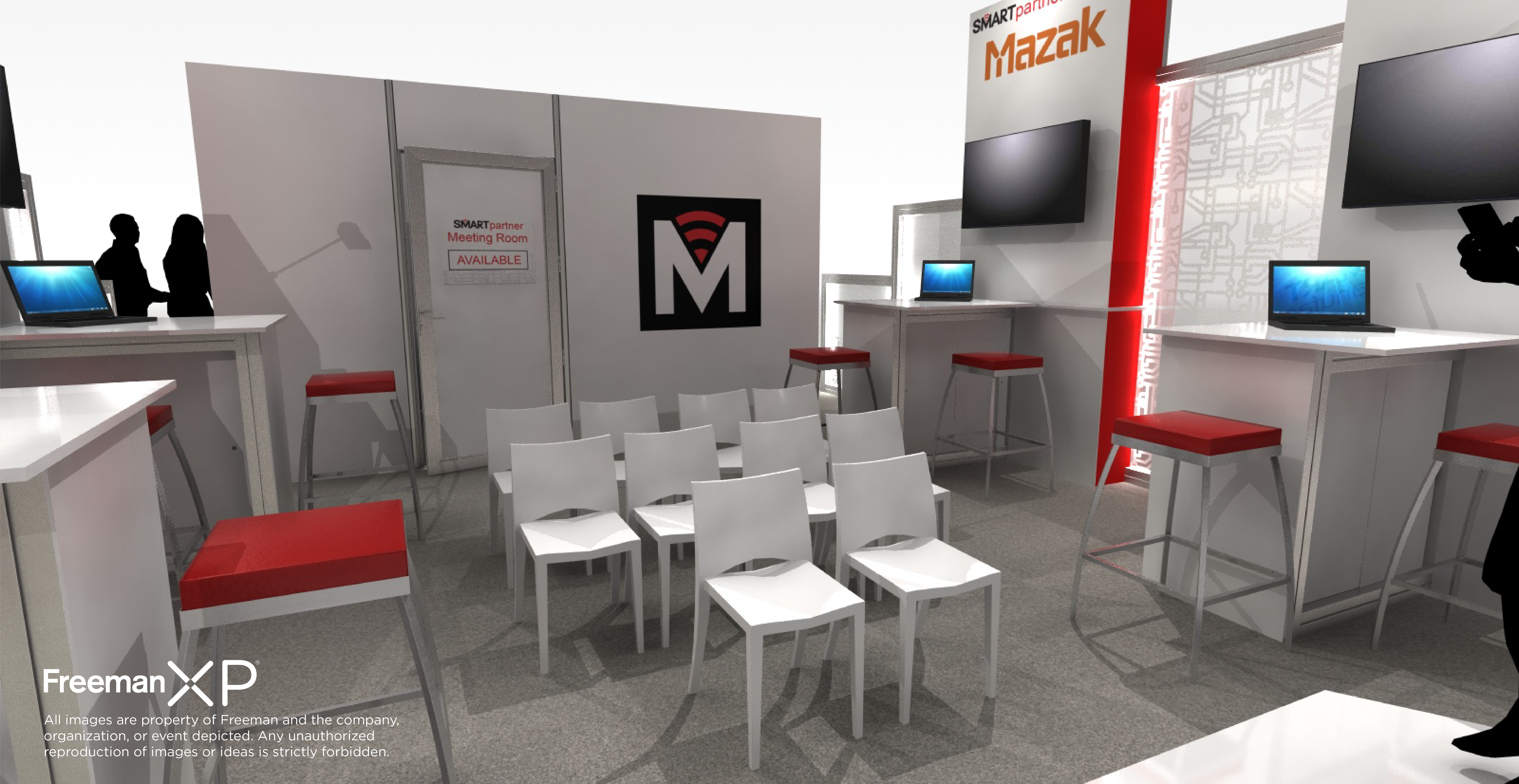 Smart Manufacturing Booth Detail