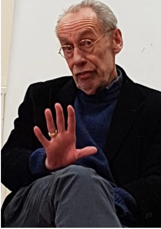 Dr Les Huckfield