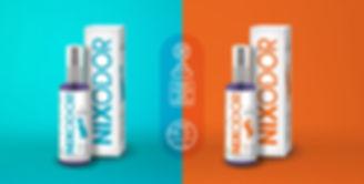 Package design Nixoor