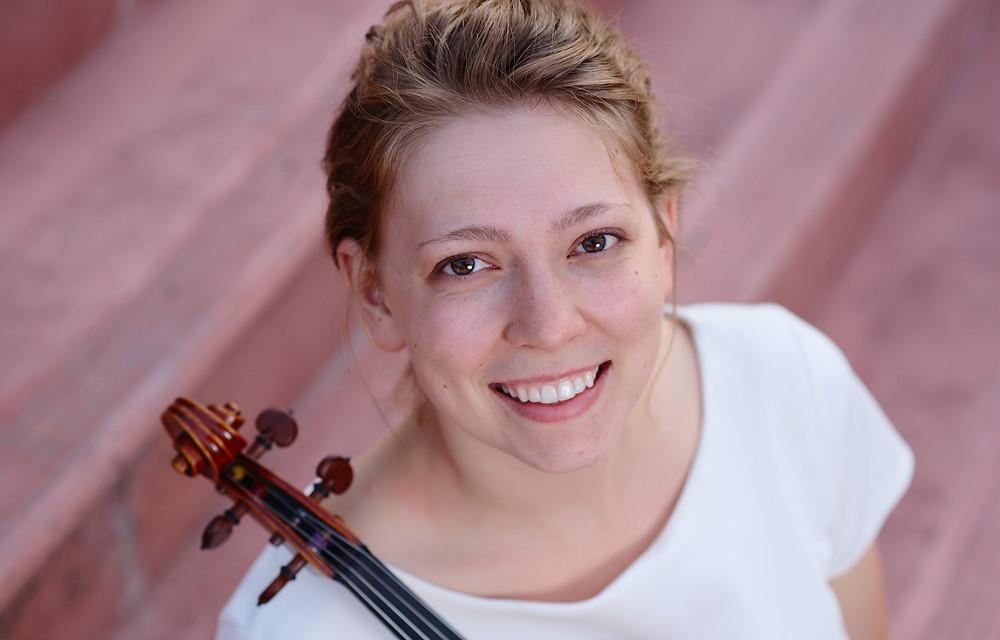 Alyssa Roggow joins the Cascade Quartet and Great Falls Symphony Orchestra