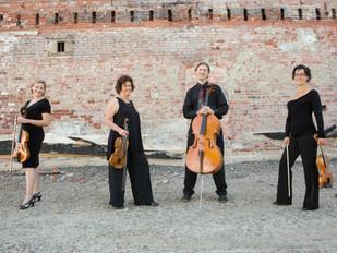 The Cascade Quartet presents Big Beethoven!