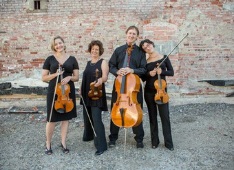 "Cascade Quartet Awarded CMA Grant to support ""Music is Healing"" Residency in Great Falls"