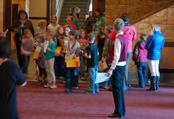 DSC_0015 Kids in Lobby