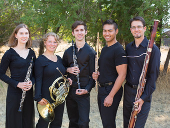 "Chinook Winds collaborate with special guests for ""Quintet + 1"""