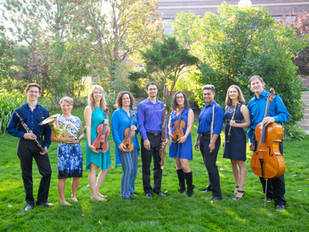 The Great Falls Symphony's 2018-2019 Chamber Music Series